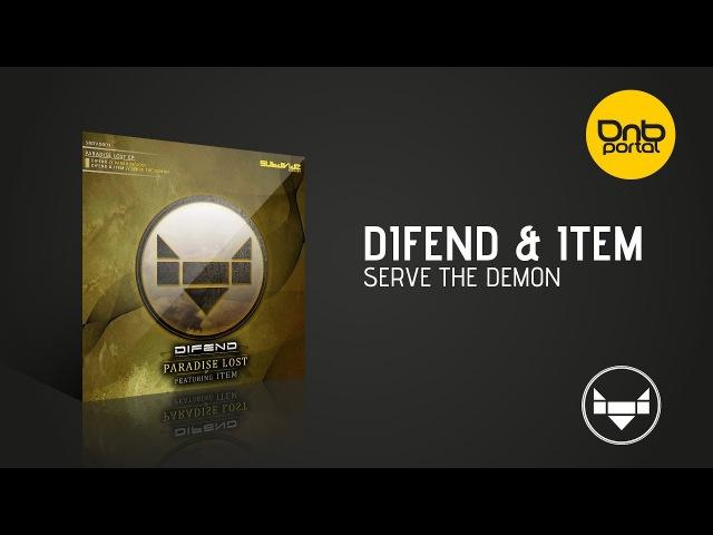 Difend Item Serve The Demon Subdivide Records