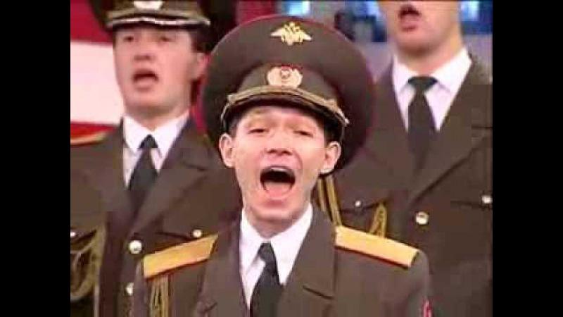 Skyfall в исполнении Хора Российской армии