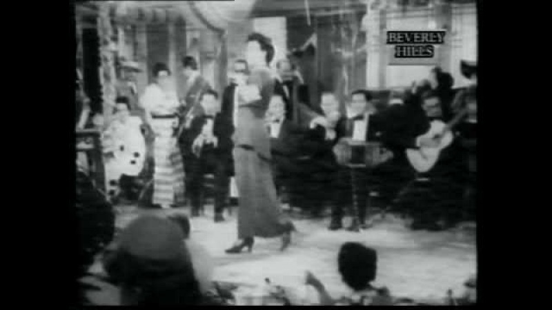 El Cachafaz y Sofía Bozán bailan en Carnaval de Antaño