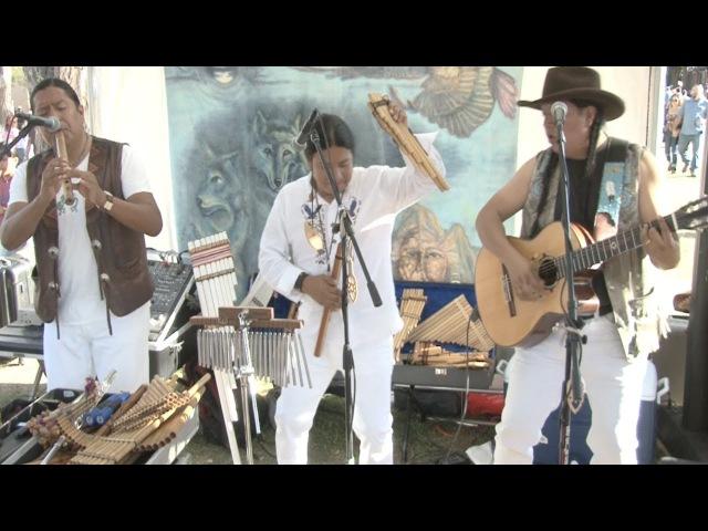 LAMBADA KJARCAS KAOMA by INKA GOLD live