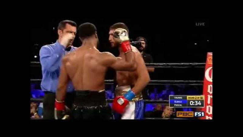 Ahmed Elbiali vs Jean Pascal FULL FIGHT