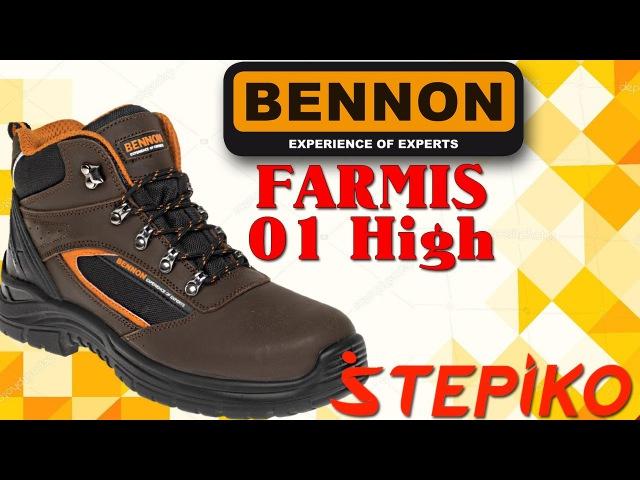 Рабочие ботинки Bennon FARMIS 01 High Видео обзор от