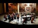 Sergey Malov cello da spalla Georgian Sinfonietta C P E Bach cello concerto A dur