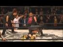 Yuko Miyamoto, Isami Kodaka, Morihiro vs. Masaya Takahashi, Takayuki Ueki, Kikuta (BJW - Saikyou Tag League 2017 - Day 9)
