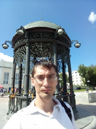 Рисунок профиля (Игорь Григорьев)
