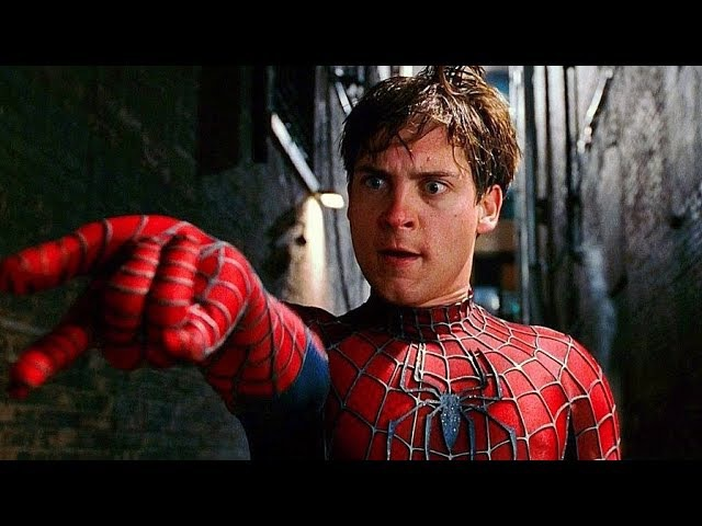 Peter Parker Loses His Powers Scene Spider Man 2004 Movie CLIP HD