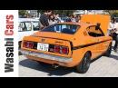 Wasabi Cars — Clippity Clop, Hippity Uppity Coupe: 1970 Colt Galant GTO-MR ( MI, MII)