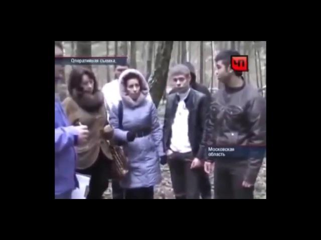 Узбек Убил девушку а ребёнка взял за ноги и ударил головой о дерево
