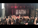 Underoath - A Boy Brushed Red. Living In Black And White Live