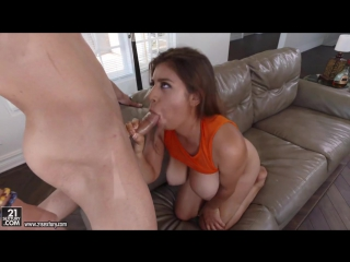 Ella Knox [Teen, Brunet, Big tits, All Sex, Hardcore, Blowjob, Deepthroat, HD porno, Gonzo]