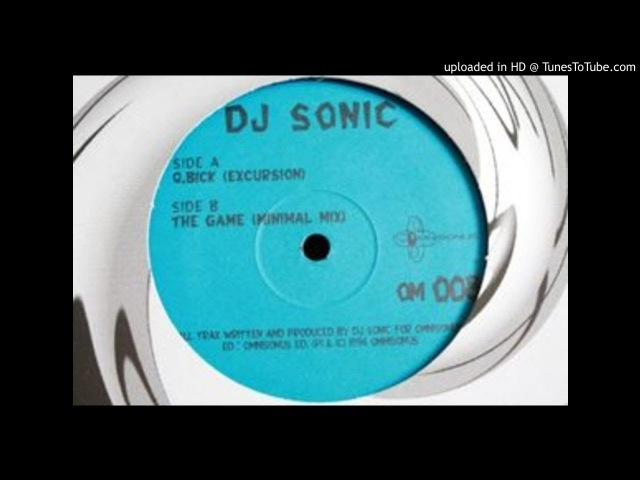 Dj Sonic Excursion Mix