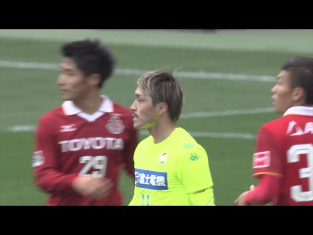 J-2 League 2017, Round 3, JEF United Chiba - Nagoya Grampus Eight