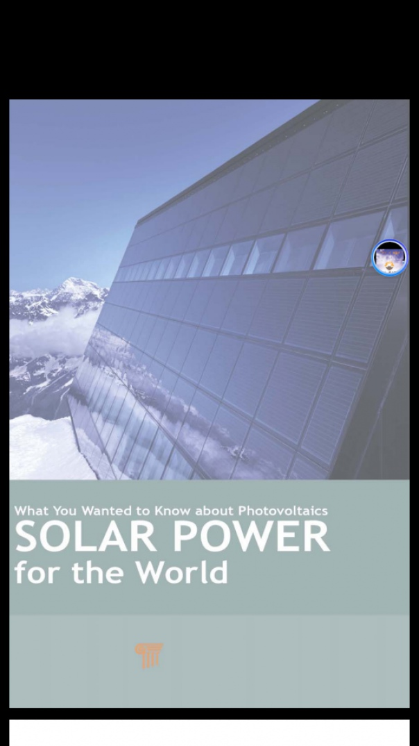 Solar Power for the World What