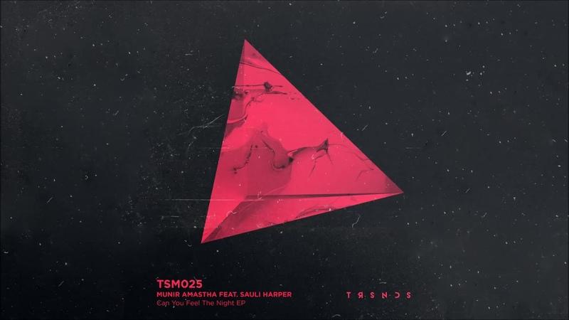 Munir Amastha feat Sauli Harper Can You Feel The Night One Opinion Remix