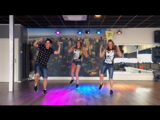 Cant stop the feeling justin timberlake easy fitness dance choreography