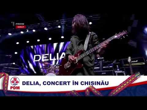 Delia - Cum Ne Noi (Live @ PMAN 09.05.18)