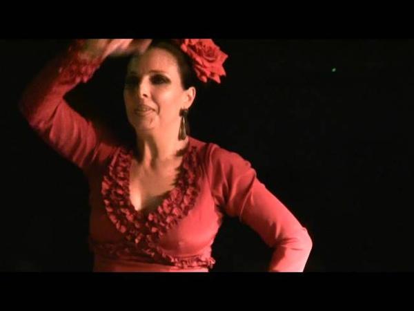 Испания Фламенко в Гранаде, Spain Flamenco in Granada