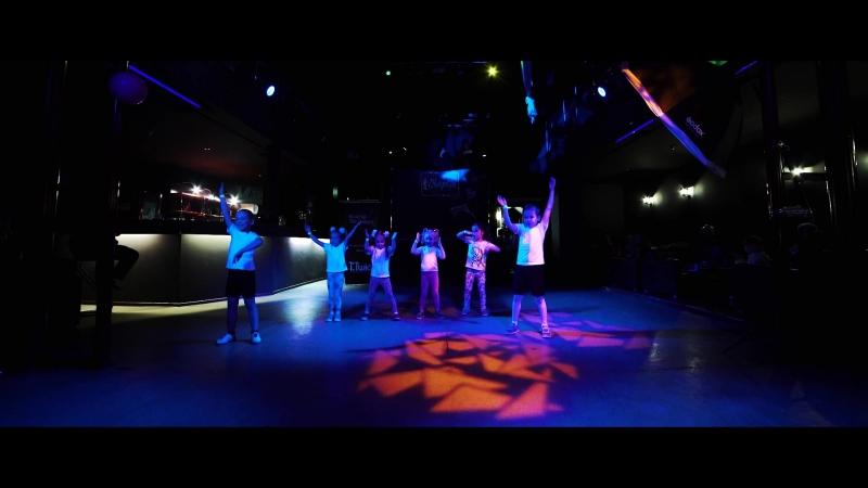 Отчетный концерт ТТиФ 20 05 2018 Dance mix kids 4 Преподаватель Погадаева Александра