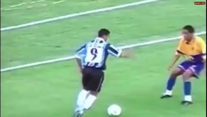 Футболный инопланетян