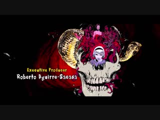 Chilling adventures of sabrina — main title sequence