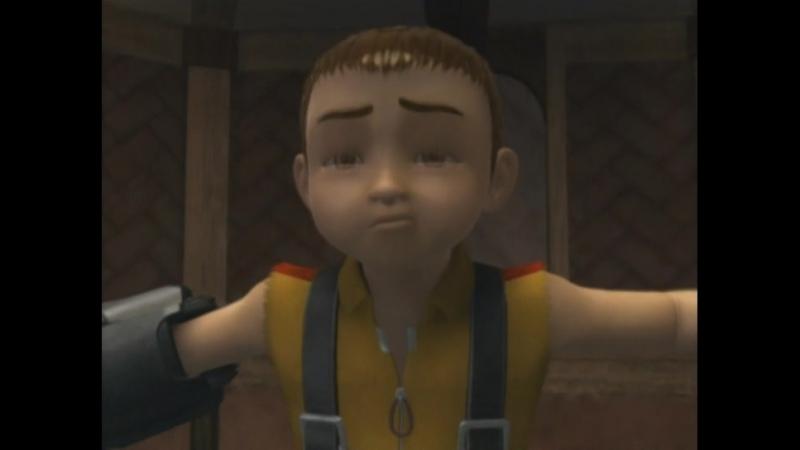 12 The 18 Woodenmen Марти железный мальчик