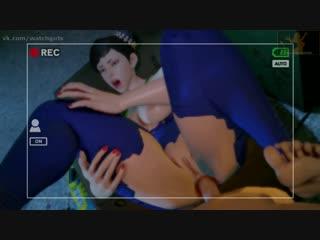 Chun li porno hentai