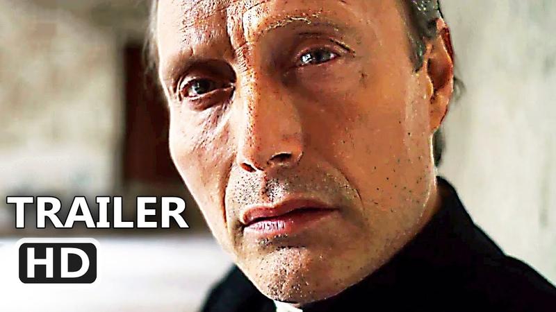 AT ETERNITY'S GATE Official Trailer 2018 Willem Dafoe Mads Mikkelsen Movie HD