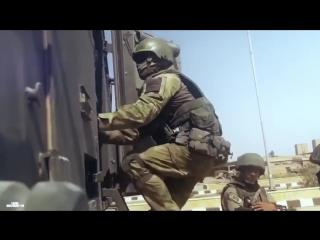 Военнослужащим России в САР посвящается