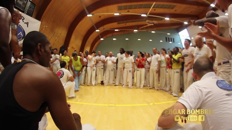Capoeira Senzala Mestre Torneiro RODA 1 0