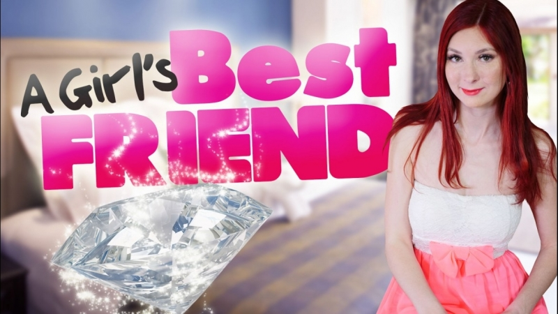 VRon Katy Gold ( A Girls Best Friend) 2017 г. , Virtual Reality, VR Over Under, 2160p Oculus Rift,