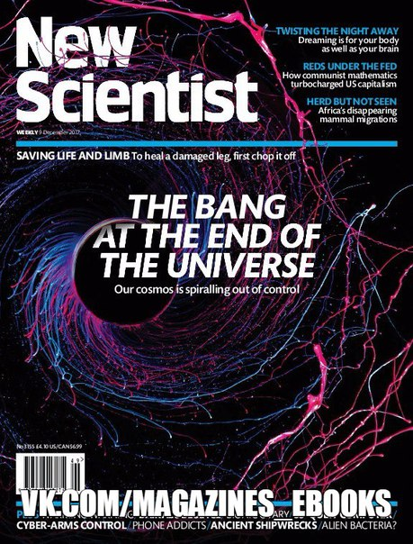 New Scientist International Edition  December 09 2017
