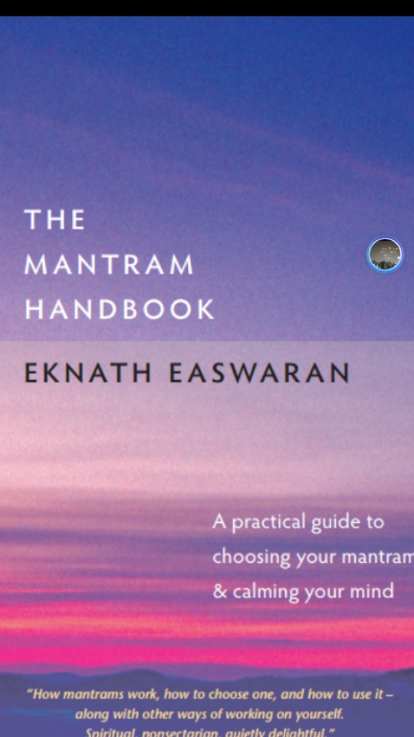 The Mantram Handbook A Practical