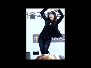 [Fancam] 170319 Hello Venus - Venus (Yeoreum  Focus) @ Seoul International Marathon