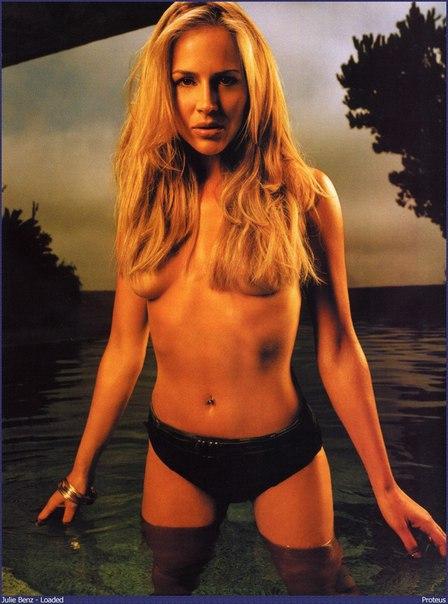 Benz naked julie TheFappening: Julie