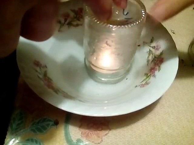 Алиса Курчева Опыт со свечой