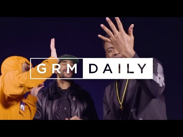 Not3s - Addison Lee (Remix) (ft. Louis Rei, Jay Silva Geko) [Music Video] | GRM Daily