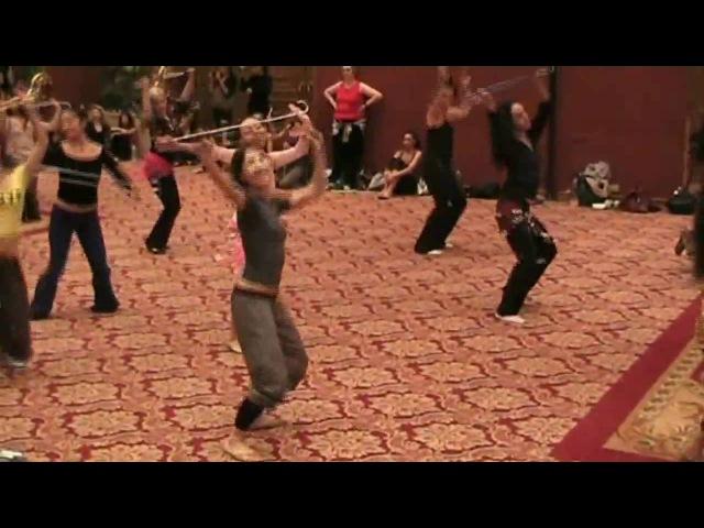 2009.11. Nile Group Festival - Ousama Emam Усама Эмам workshop SaeedySaidi- Wolmae