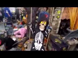 HALLOWEEN CANADA Shopping 2016 Хэллоуин Канада Шопинг