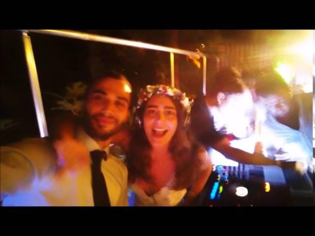 DJ BERKAN ÖNDEŞ RİXOS WEDDING PARTY