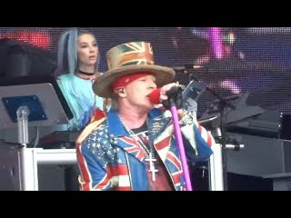 Guns N' Roses - Live in London 2nd Night 2017 - Almost Complete [KeifferGNR]