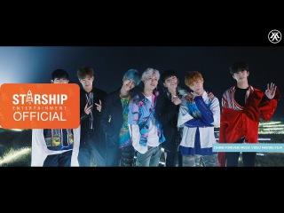 [RAW|YT][][Making Film] 몬스타엑스(MONSTA X) - SHINE FOREVER MV