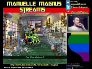 Manuelle Magnus Streams: Red Comrades Save the Galaxy: Reloaded (MS Windows) (part 3)