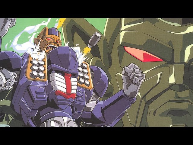 Beast Wars II 06 ENG SUBBED The Mystery Of The Ancient Ruins 古代遺跡のナゾ