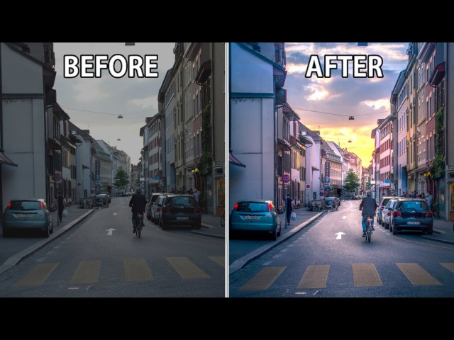 How To Turn Boring Photos AWESOME In Just 5 Minutes Using Lightroom - 001 STREET PHOTOGRAPHY!