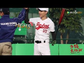 [video] lay @ operation love baseball player xiaolai bts video