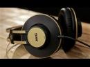 New from NAMM 2016 AKG K52 K72 K92 Reference Headphones