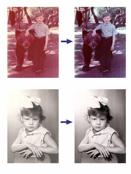 открытие как правильно сканировать старые фотографии также дорожим каждым
