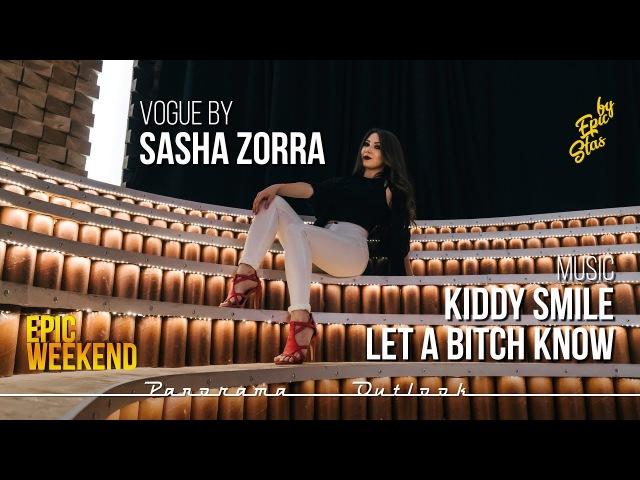 Kiddy Smile Let a Bitch Know | Vogue by Sasha Zorra