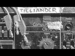 Tilliander - Compuriddim LP out April 2017 (Audio preview)