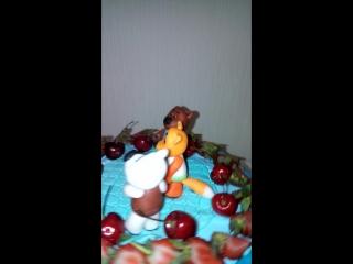 (((((######мимимишки #######))))))))поздравляю косте с днём рождения.рости большим и здоровым малыш ###